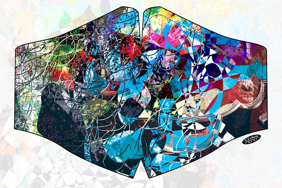 Designer Mohamed Zakaria Soltan